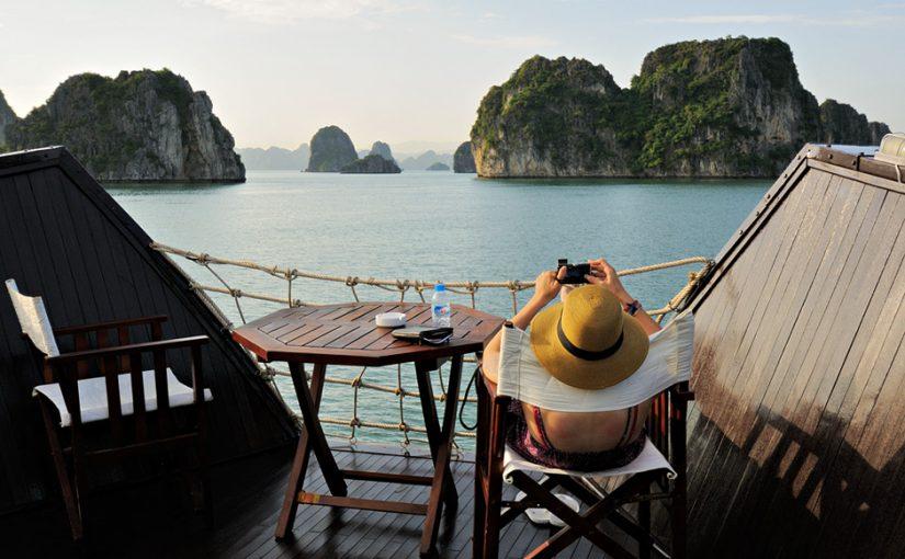 Passez vos prochaines vacances à bord d'un bateau !