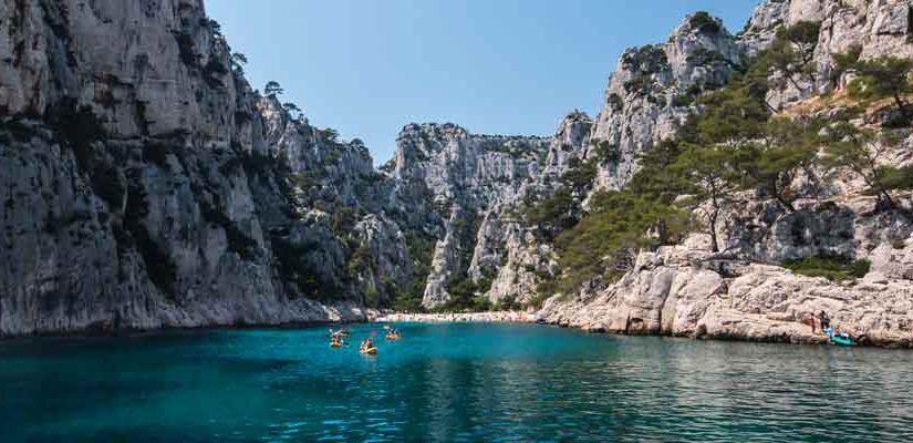 Quelles sont les plus belles calanques sur la Côte d'Azur ?