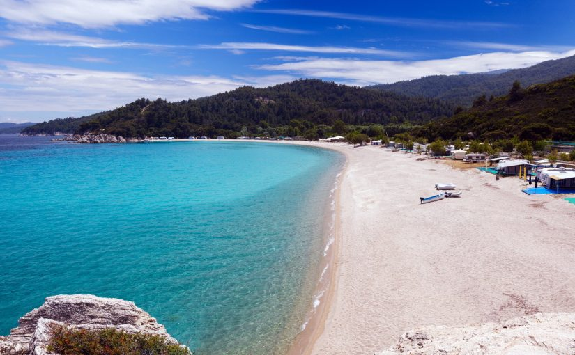 La Chalcidique, la plus belle région grecque ?