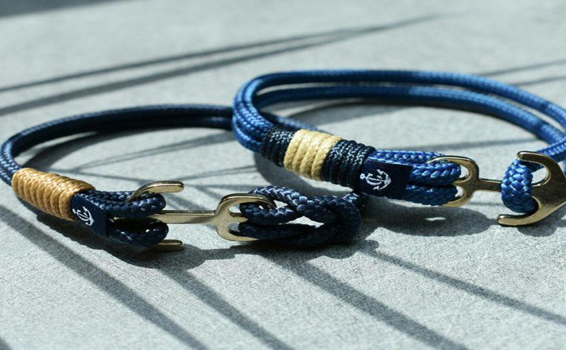 Des bracelets nautiques pour les passionnés de voiles