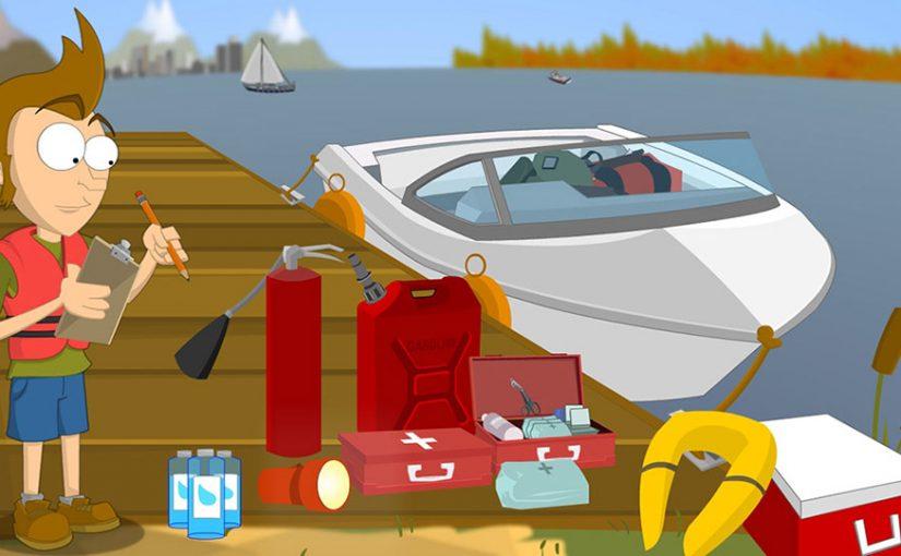 Quel matériel faut-il impérativement pour faire du nautisme ?