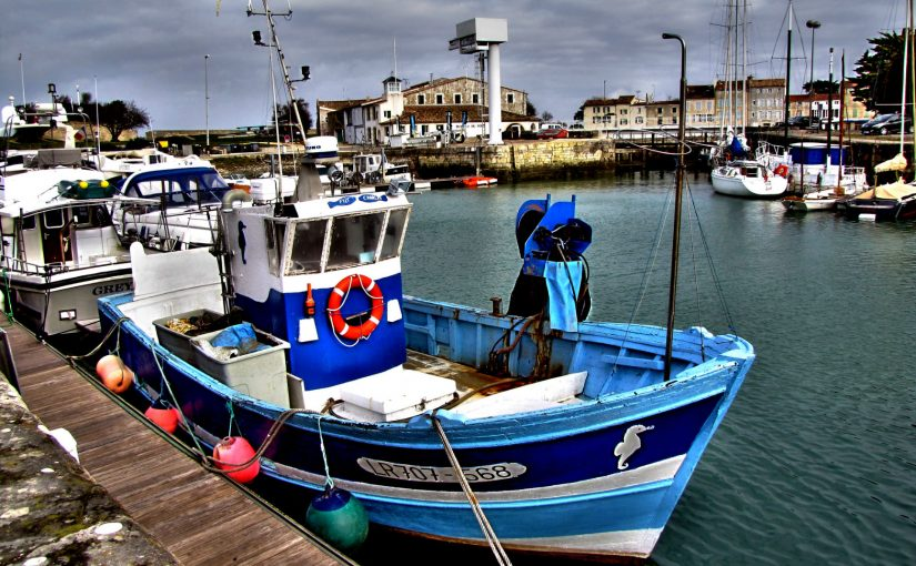 Quel est le prix d'un emplacement de bateau sur l'Ile de Ré?