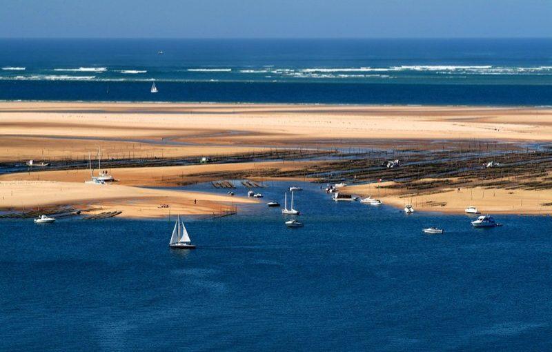 Quels sont les meilleurs spots pour naviguer sur la côte Atlantique?