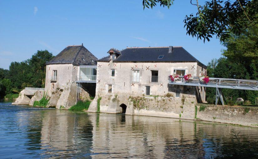Quels sont les endroits où jeter l'ancre dans le Maine-et-Loire?