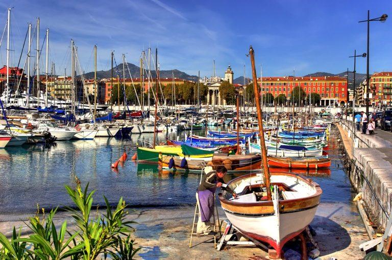 Quels sont les plus beaux ports de la Côte d'Azur ?