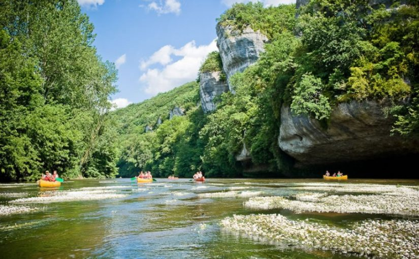 Quels sont les principaux cours d'eau en Corrèze ?