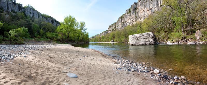 Quelles sont les plus belles rivières en Ardèche ?