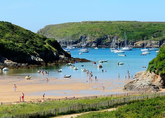 Quels sont les plus belles îles du Golfe du Morbihan ?