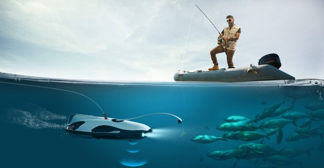 Drone sous marin : une révolution technologique