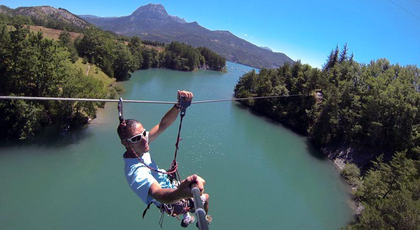 5 activités à découvrir au Lac de Serre-Ponçon