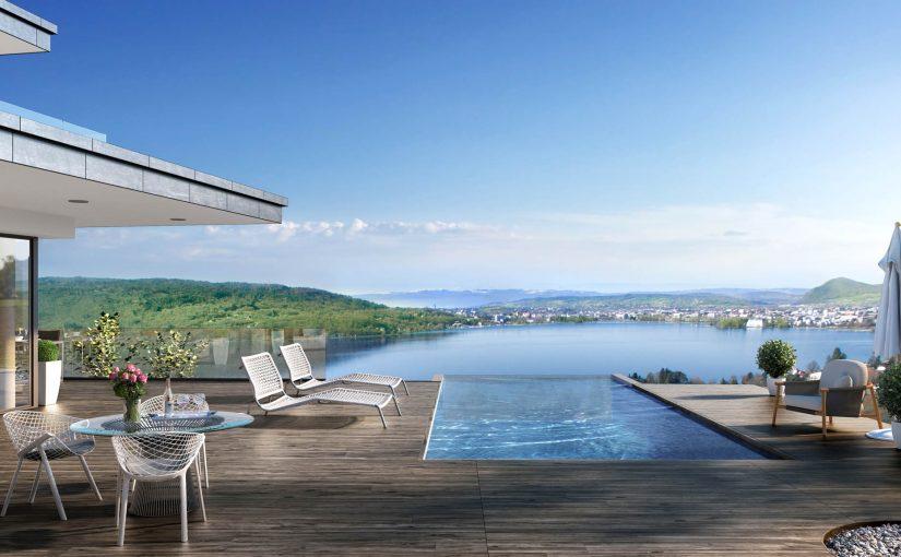 L'immobilier de luxe à Annecy