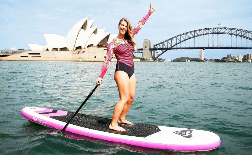 Sup paddle un sport nautique de plus en plus populaire