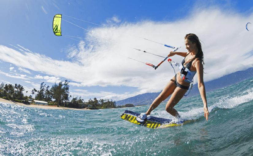 Quels sont les équipements nécessaires pour pratiquer le kitesurf ?