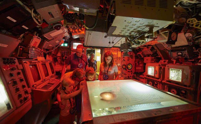 Où visiter un sous-marin en France ?