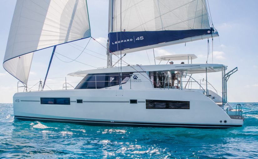 Visitez le salon virtuel de Leopard Catamarans