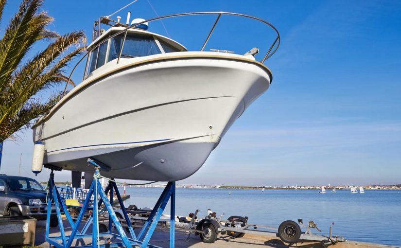 Stockage de bateau : une solution alternative aux ports