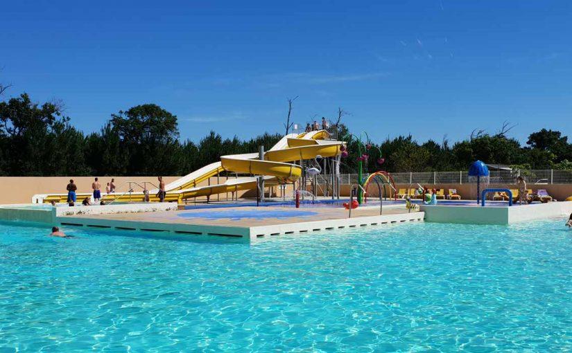 Top 3 des plus beaux campings avec piscine chauffée dans le Sud de la France